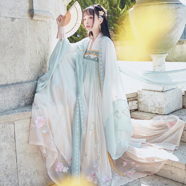 6xao38xd9 w.jpg w720 - 它来了,它来了,美到惊艳的神仙汉服,答应我一定要拥有好吗!