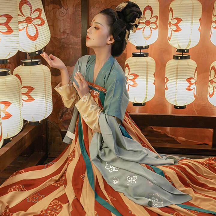 jic6l7d0b w.jpg w720 - 它来了,它来了,美到惊艳的神仙汉服,答应我一定要拥有好吗!