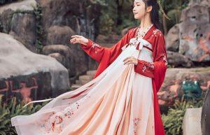 它来了,它来了,美到惊艳的神仙汉服,答应我一定要拥有好吗!