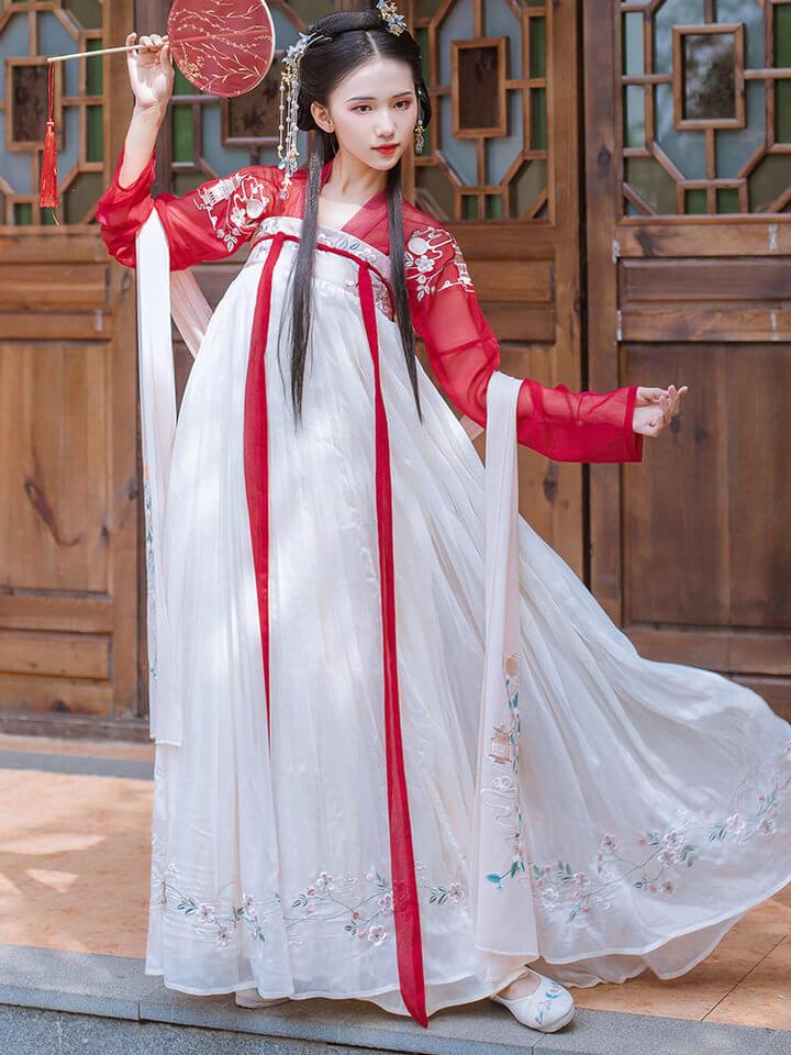 v8i11ys4n.jpg w720 - 它来了,它来了,美到惊艳的神仙汉服,答应我一定要拥有好吗!