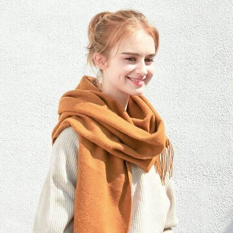 640 455 - 暖冬礼物 温暖又百搭的围巾你准备好了吗?