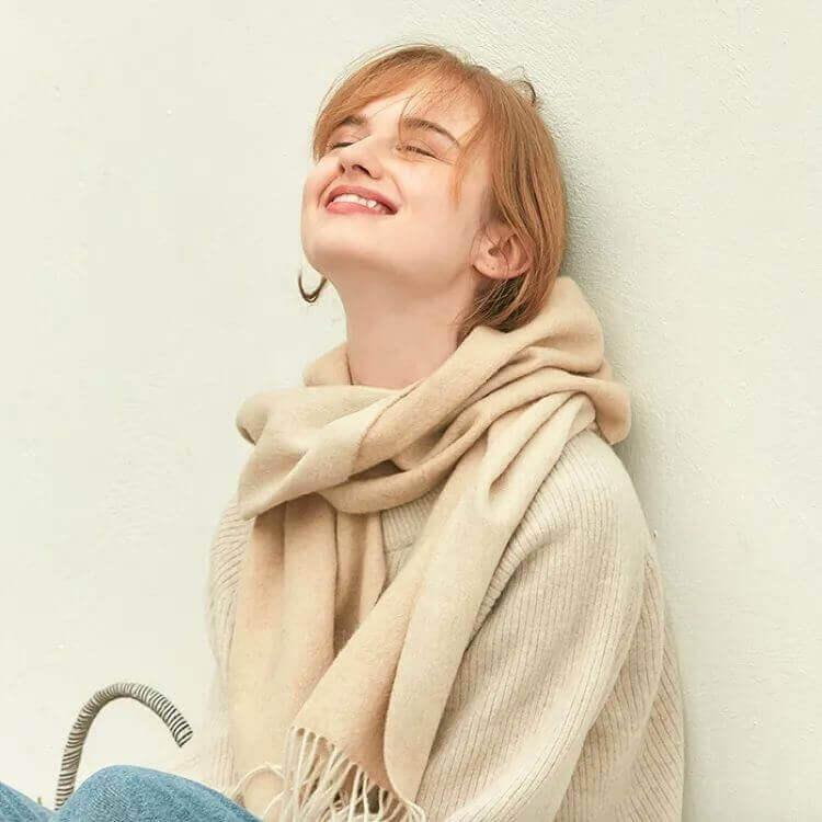 640 456 - 暖冬礼物 温暖又百搭的围巾你准备好了吗?