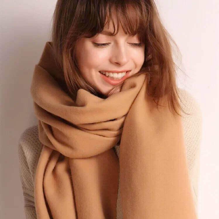 640 458 - 暖冬礼物 温暖又百搭的围巾你准备好了吗?