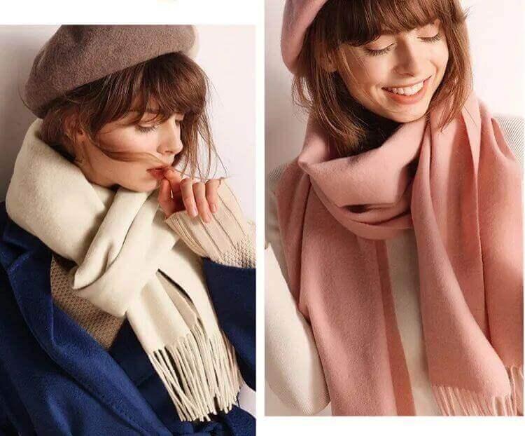 640 459 - 暖冬礼物 温暖又百搭的围巾你准备好了吗?