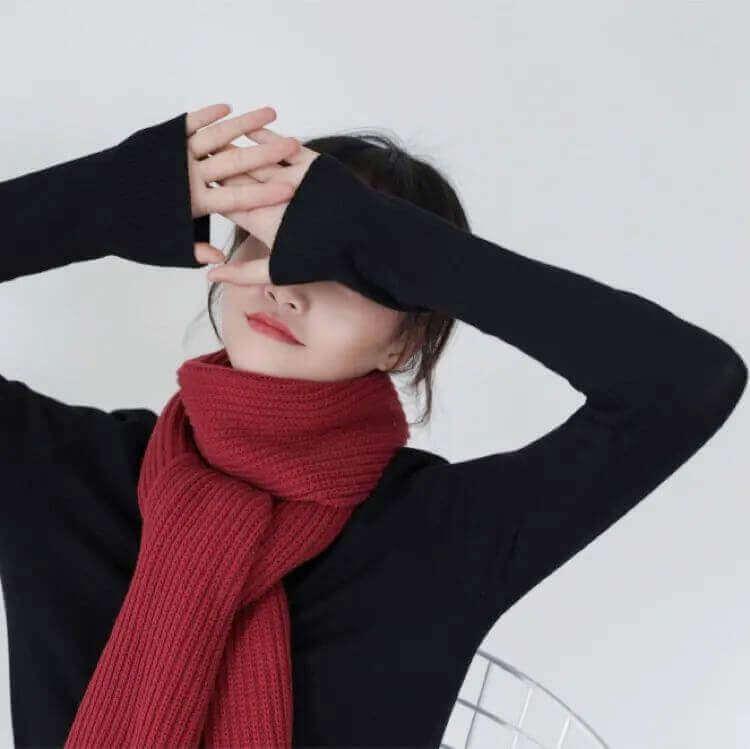 640 460 - 暖冬礼物 温暖又百搭的围巾你准备好了吗?