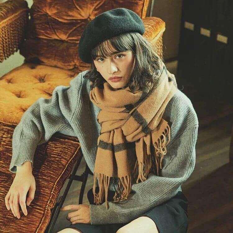 640 463 - 暖冬礼物 温暖又百搭的围巾你准备好了吗?