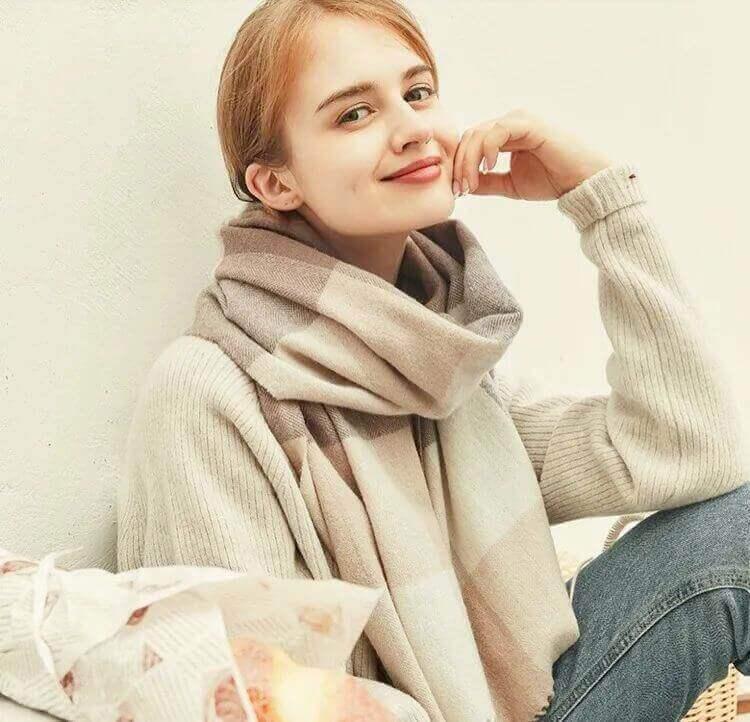 640 466 - 暖冬礼物 温暖又百搭的围巾你准备好了吗?