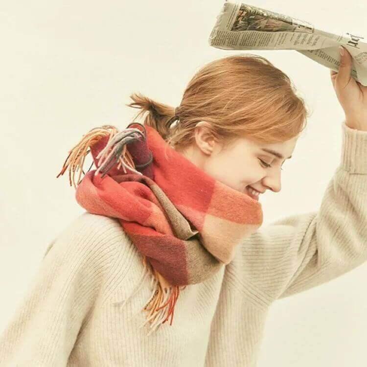 640 467 - 暖冬礼物 温暖又百搭的围巾你准备好了吗?
