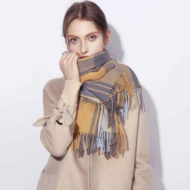 640 468 - 暖冬礼物 温暖又百搭的围巾你准备好了吗?