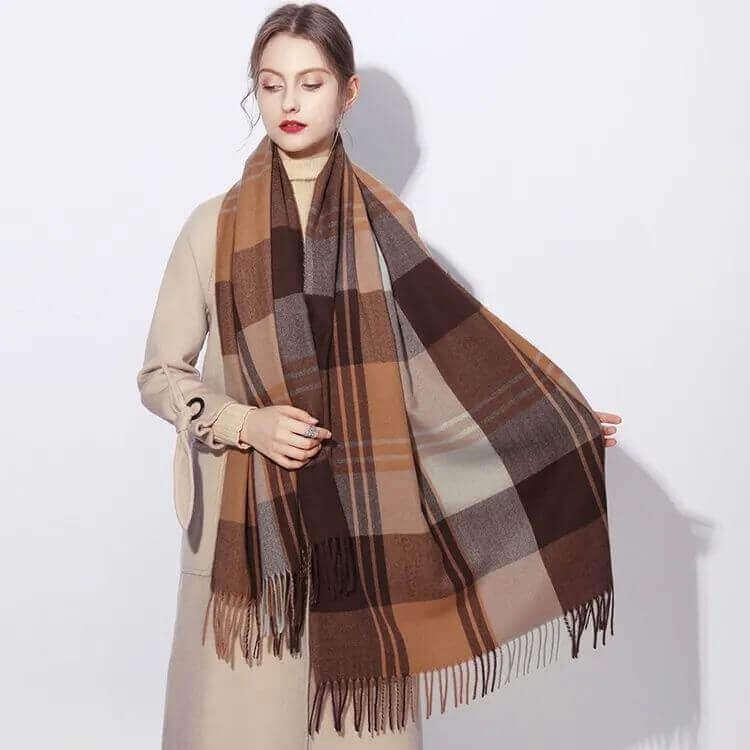 640 469 - 暖冬礼物 温暖又百搭的围巾你准备好了吗?