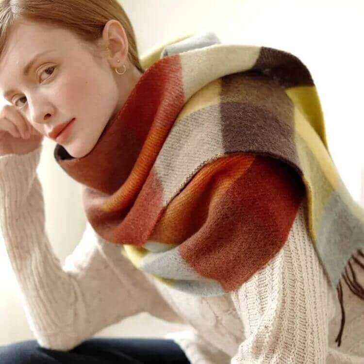 640 470 - 暖冬礼物 温暖又百搭的围巾你准备好了吗?