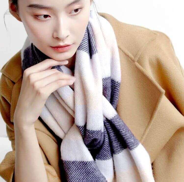 640 471 - 暖冬礼物 温暖又百搭的围巾你准备好了吗?